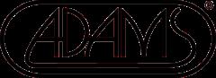 Adams Logo Black Transparent
